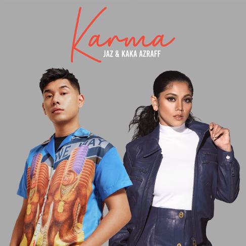 Lirik Lagu Karma - Jaz, Kaka Azraff OST Takdir Yang Tertulis