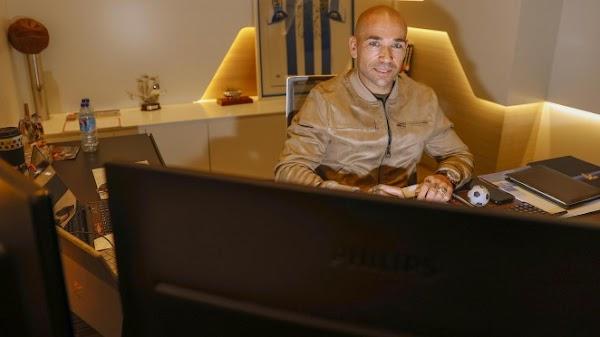 """Manolo Gaspar, sobre el fichaje de Scepovic: """"Estamos convencidos que nos va a ayudar"""""""