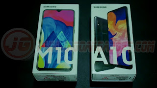Samsung Galaxy A10 VS M10