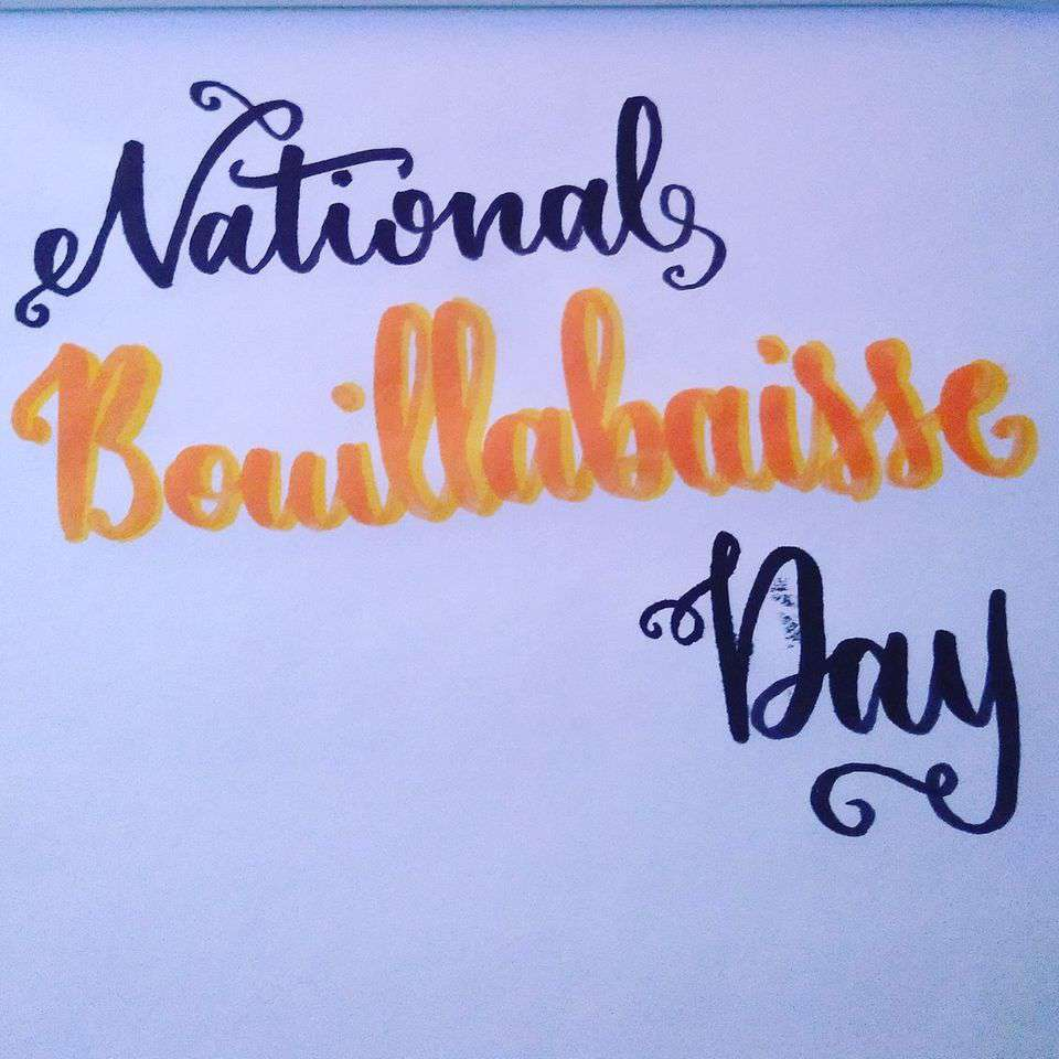 National Bouillabaisse Day Wishes for Instagram