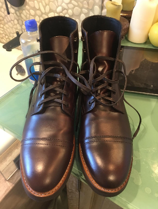 Best Thursday Boots Captain Review Captain Mens Lace-up Boot