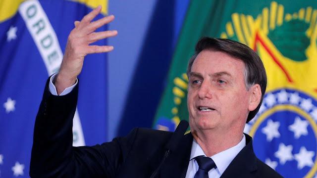 """Bolsonaro: """"No le den municiones al sinvergüenza, que está de momento libre pero cargado de culpa"""""""