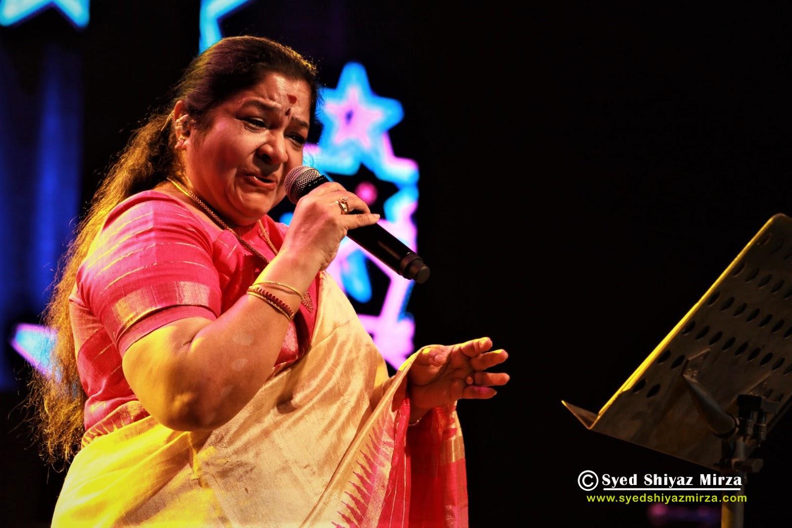 Club FM Musical Night ft  P  Jayachandran and K S  Chitra