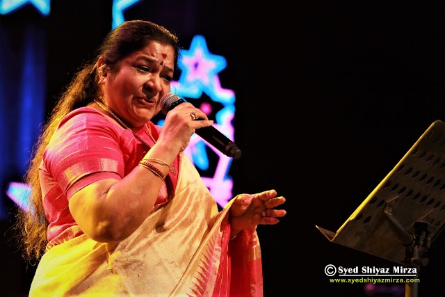 Club FM Musical Night ft. P. Jayachandran and K.S. Chitra