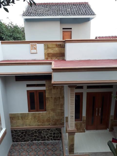 Desain Tiang Rumah