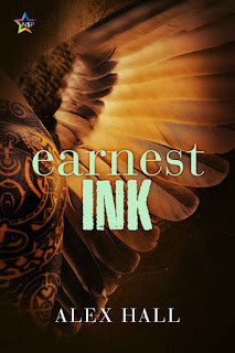 Guest Blog by Alex Hall and Giveaway of EARNEST INK!