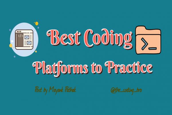 Top Best Online Coding Platforms