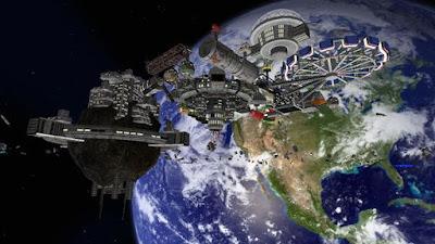 تحميل لعبة habitat لعبة قتال في الفضاء