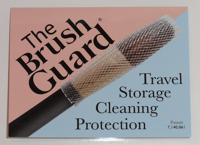 Travel Storage Cleaning Protection - The Brush Guard