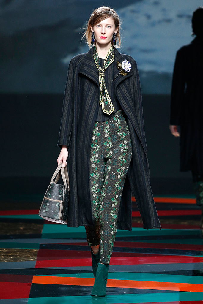 Runway ailanto fall 2017 madrid cool chic style fashion - Madrid chic style ...