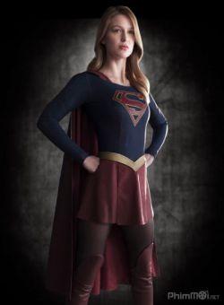 Nữ Siêu Nhân Phần 1 - Supergirl Season 1 (2015)