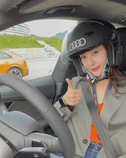 Krystal Audi Korea