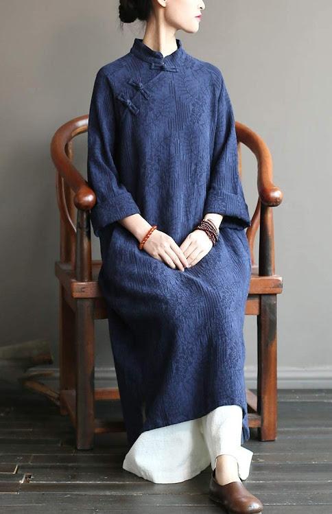 Cotton Cheongsam For Women