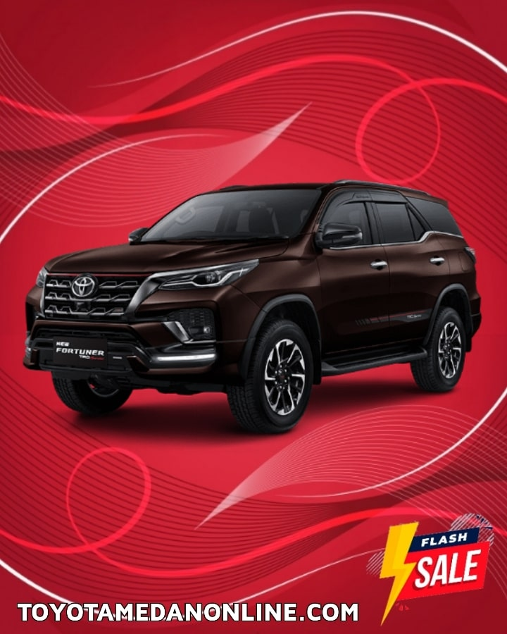 Harga Promo Toyota Fortuner Medan