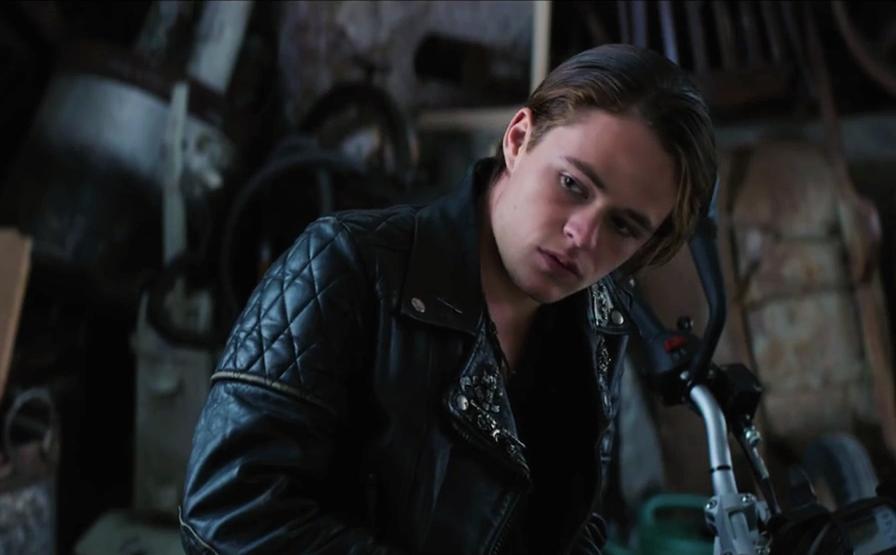 Fallen (2016) Harrison Gilbertson as Cam Briel