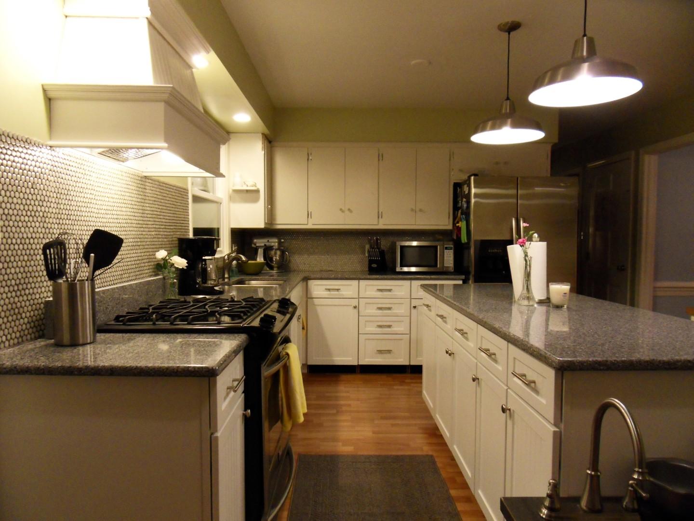 Kitchen Floor Update