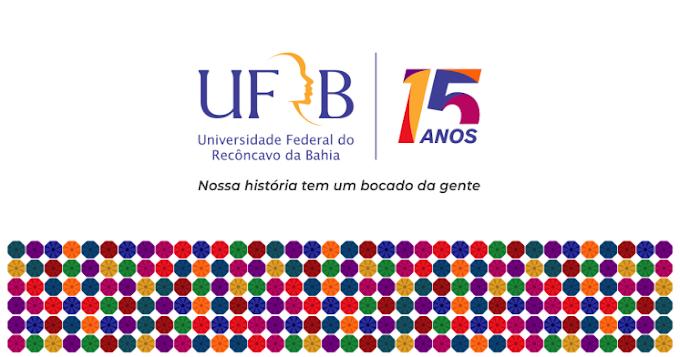 """UFRB completa 15 anos e comemora """"história com um bocado da gente"""""""