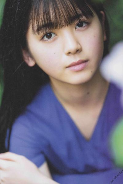 Ayame Tsutsui 筒井あやめ, B.L.T Graph 2019年7月号 Vol.45