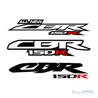 CBR 150R Logo vector (.cdr)