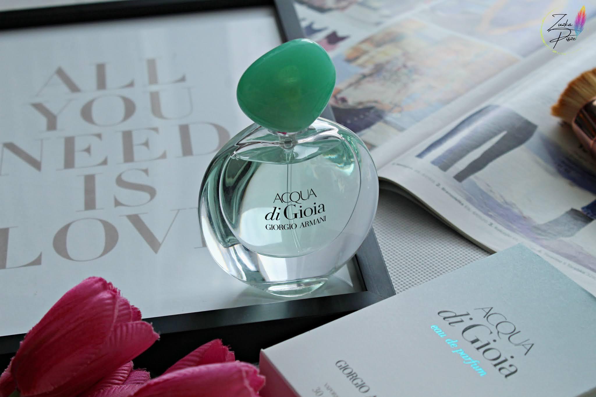 Armani Acqua di Gioia - woda perfumowana dla kobiet