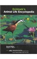 Grzimek's Animal Life Encyclopedia, Vol. 9: Birds II 2nd Edition
