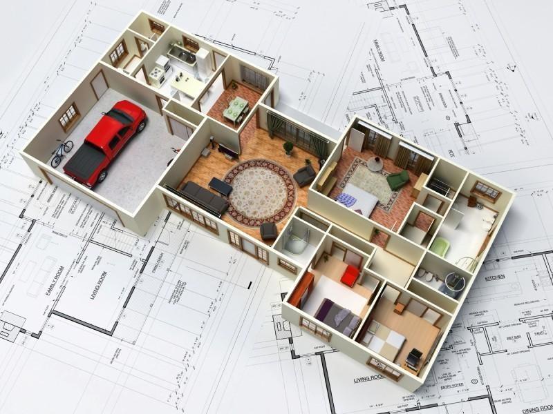 3D Floor Plan  Impressive 7