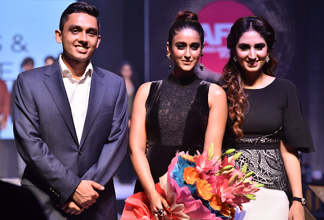 Mr.Arjun Singh Gehlot, Illeana D'cruz and Shahista Gehlot