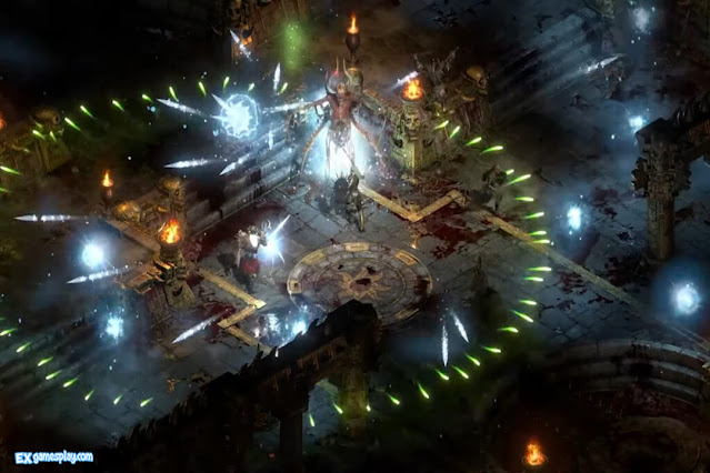 Try Alpha Test Diablo II Resurrected - 3