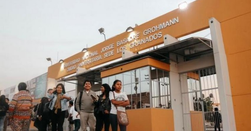 UNJBG: Admisión Fase II 2021 (Examen Virtual 12 Junio) Universidad Nacional Jorge Basadre Grohmann - www.unjbg.edu.pe