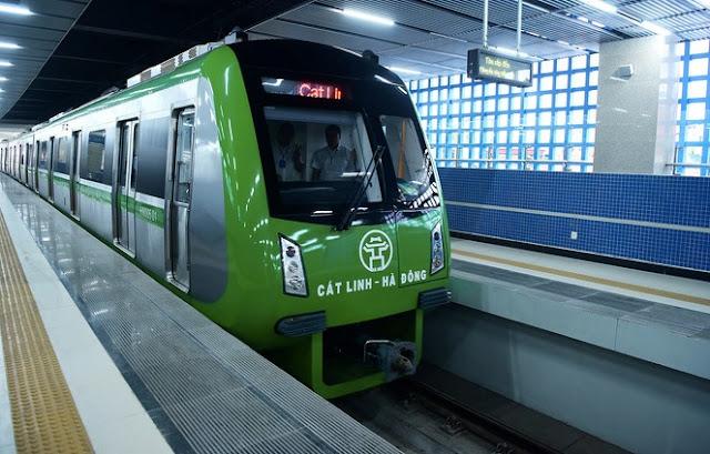 Hàng trăm nhân viên đường sắt Cát Linh – Hà Đông bỏ việc