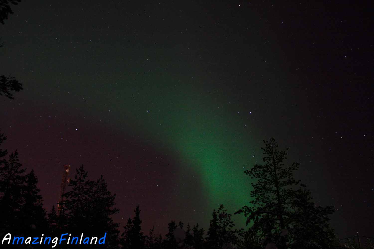 Amazing Finland: Northern Lights Forecast