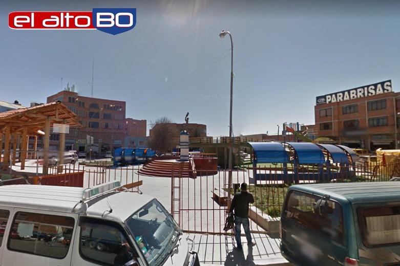 Plazas alteñas