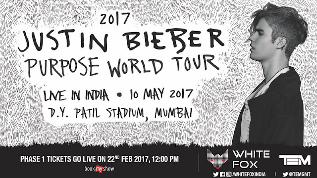 JUSTIN BIEBER'S BIZARRE TOUR DEMANDS DURING MUMBAI, INDIA TOUR