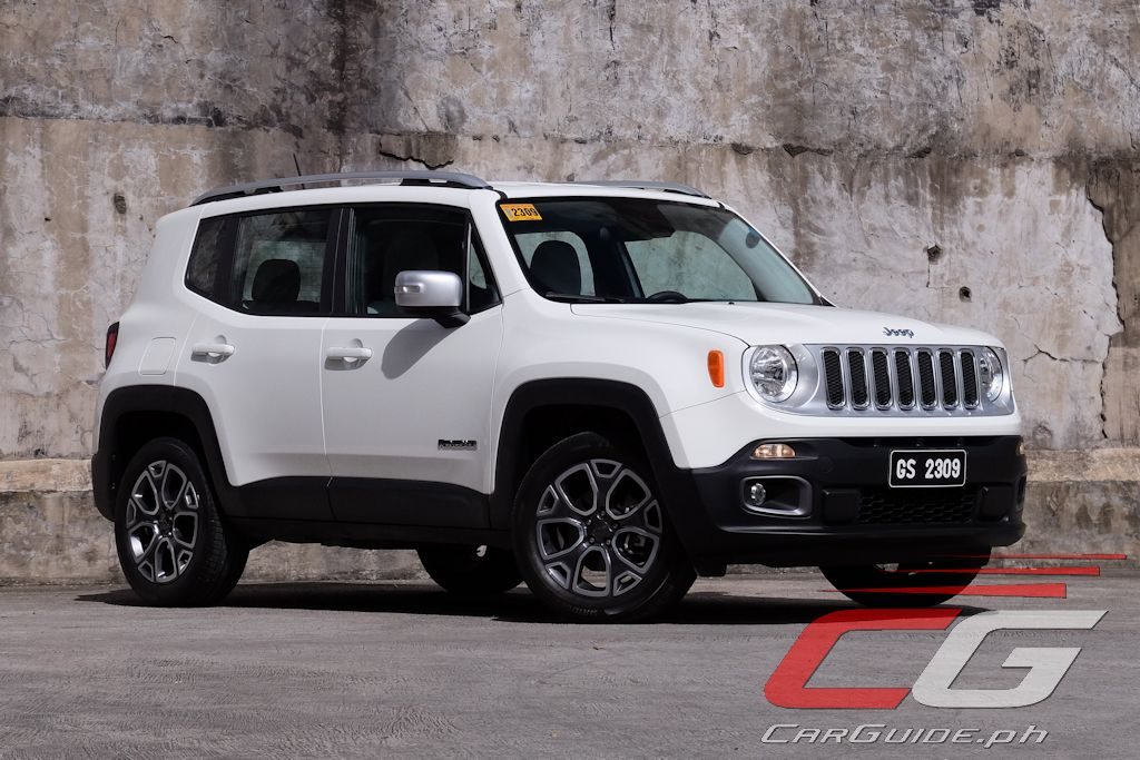 Review 2016 Jeep Renegade 4x4 Limited Philippine Car