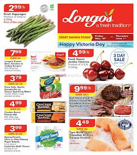 Longos Weekly Flyer May 19 – June 1, 2017