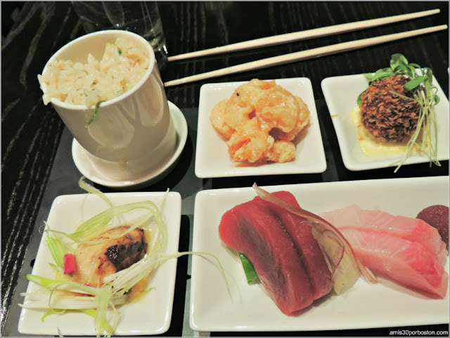 Dine Out Boston Marzo 2017 Oishii: Kaiseki 3