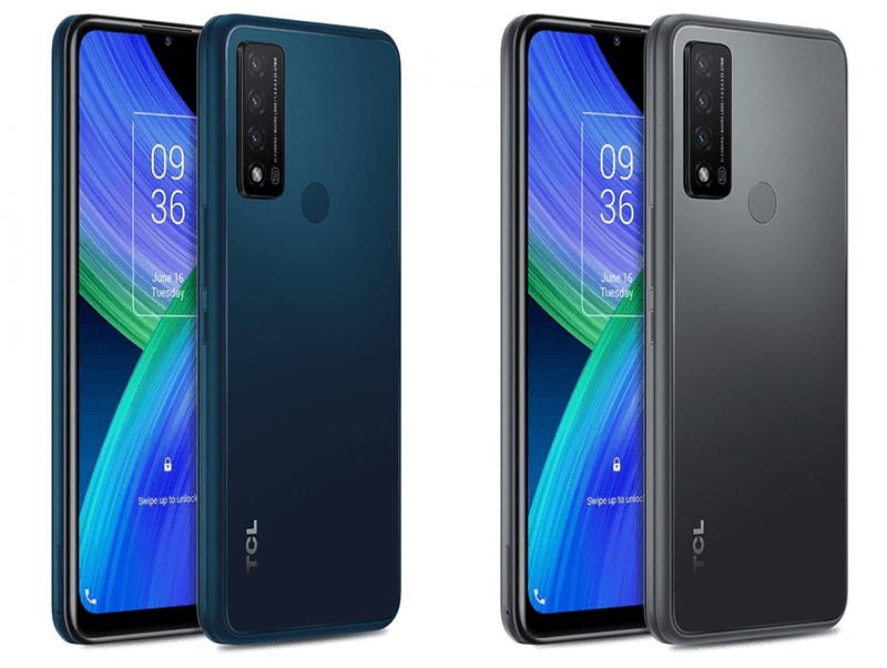 TCL 20 R with 90Hz display, Dimensity 700 5G chip now official in Europe