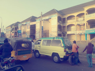 Bacab Plaza In Kaduna North along Ahmadu Bello Way