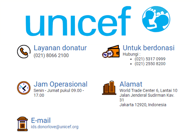 Cara-berhenti-donasi-untuk-Unicef