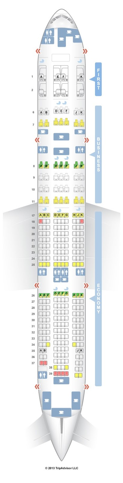 777 300er seat map cathay pacific Elegant Emirates 777 300er Seat Map Seat Inspiration 777 300er seat map cathay pacific