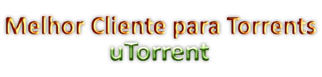 Novo Tópico UTorrent