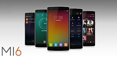Accesorios smartphone Xiamo mi6