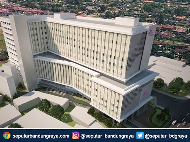 Beroperasi Januari 2020, Inilah Fasilitas dan Layanan RSKIA Kota Bandung