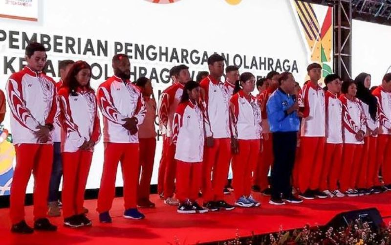 Dari Dana BA BUN, Kemenpora: 250 M Lebih Bonus untuk Atlet SEA Games