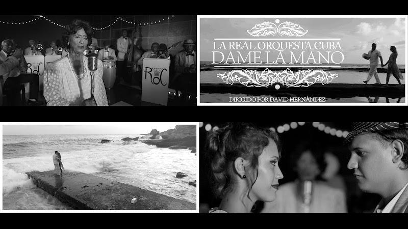La Real Orquesta Cuba - ¨Dame la mano¨ - Videoclip - Director: David Hernández. Portal Del Vídeo Clip Cubano