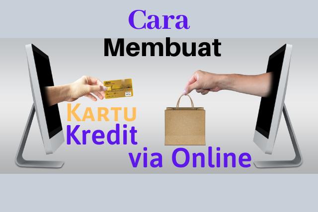 cara bikin kartu kredit online