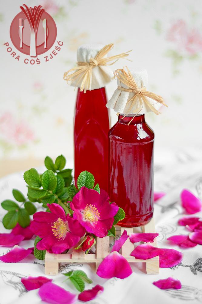 Syrop różany