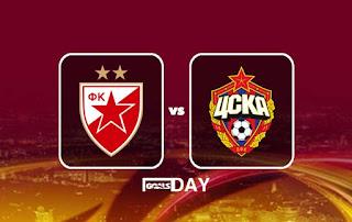 FK Crvena zvezda vs CSKA Moscow – Highlights