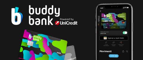 BuddyBank - 40€ subito e 40€ per ogni amico (per Android e IOS) Banner%2BPromo%2BBuddyBank%2B40
