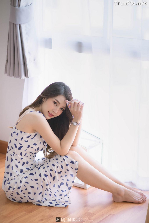 Image Thailand Model - Sasipa Tungmay Jibkrapong - Weekend Morning Dress - TruePic.net - Picture-9